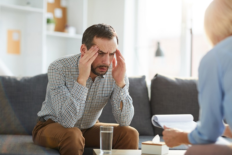 Long Term Stress Complications