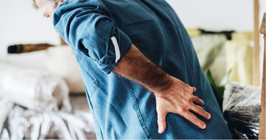 Disability for chronic Pain